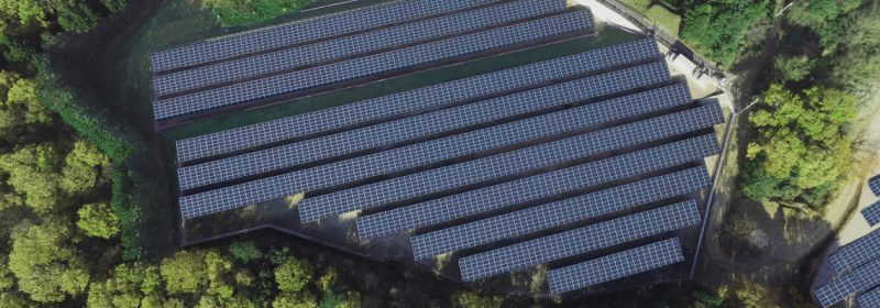 産業用太陽光